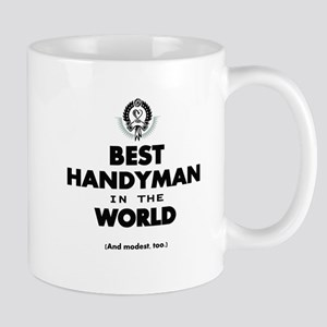 The Best in the World – Handyman Mugs