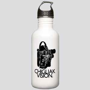 Ed Chigliak Vision Stainless Water Bottle 1.0L