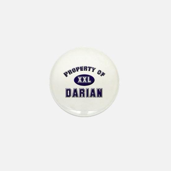 Property of darian Mini Button