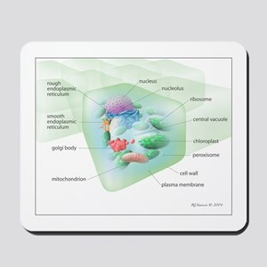 Plant Cell Mousepad