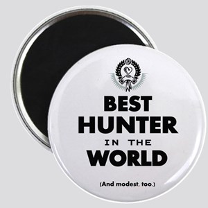 The Best in the World – Hunter Magnets