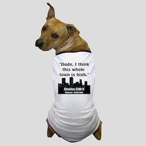 High_Town Dog T-Shirt
