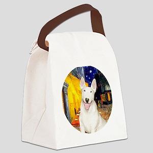 J-ORN-Cafe-Bully4 Canvas Lunch Bag