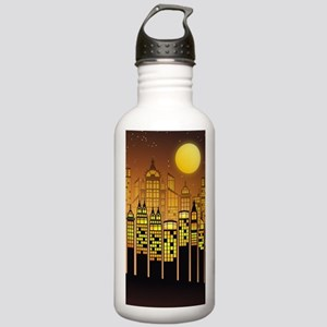 Life After Dark Stainless Water Bottle 1.0L