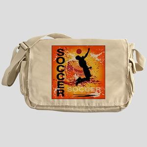 soccer-boys1 Messenger Bag