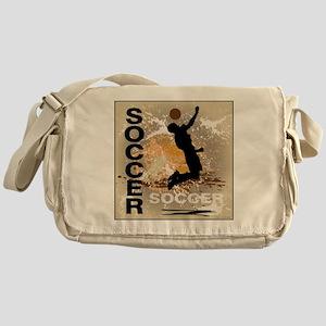 soccer-boys3 Messenger Bag