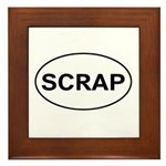 Scrapbooking - Scrap Framed Tile