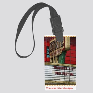 TC FILM Large Luggage Tag