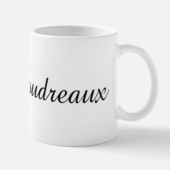 Mrs. Boudreaux  Mug