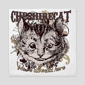 cat-flourishes Queen Duvet