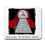 Dajjal System .com Mousepad