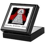 Dajjal System .com Keepsake Box