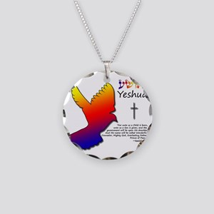 prince_of_peace1 Necklace Circle Charm
