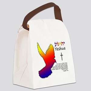 prince_of_peace1 Canvas Lunch Bag