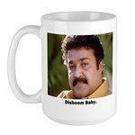 DISHOOM BABY MOHANLAL Large Mug