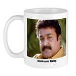 DISHOOM BABY MOHANLAL Mug