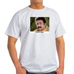DISHOOM BABY MOHANLAL Ash Grey T-Shirt