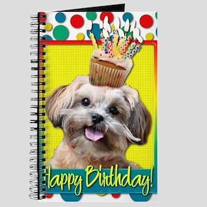 BirthdayCupcakeShihPoo Journal