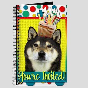 InviteCupcakeShibaInuYasha Journal