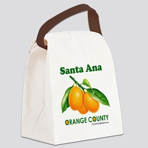 santa-ana-design Canvas Lunch Bag