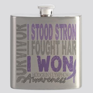 D Survivor 4 Lymphoma Hodgkins D Flask