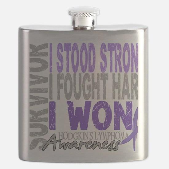 D Survivor 4 Lymphoma Hodgkins D Flask
