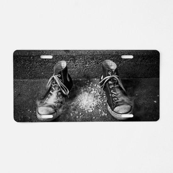 _MG_3625a Aluminum License Plate