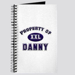 Property of danny Journal