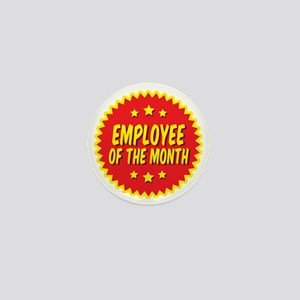 employee-of-the-month-001 Mini Button