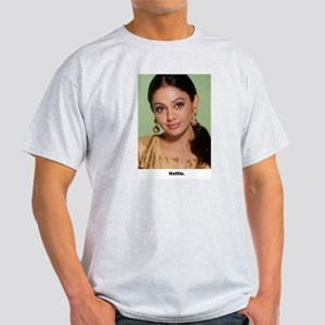 SHOBHANA HOTTIE Ash Grey T-Shirt