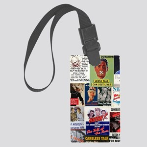 iphone case opsec 2 Large Luggage Tag