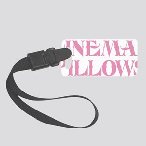 Lineman Pillows Small Luggage Tag