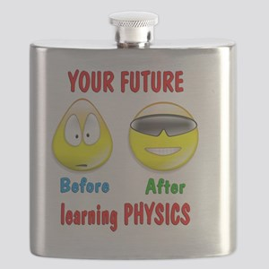 FuturePhysics Flask
