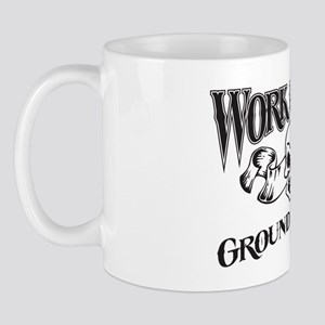 ground it dead 1 Mug