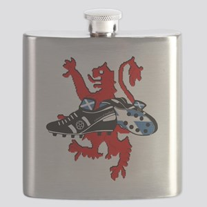 Saltire Football Boots Lion Rampnt Combi Flask