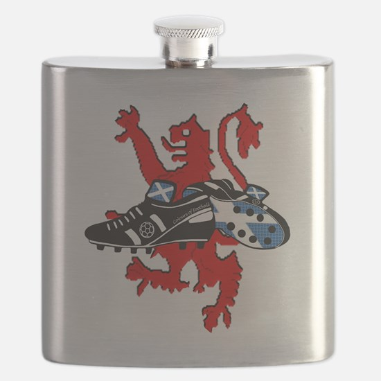 Saltire Football Boots Lion Rampnt Combi Flask