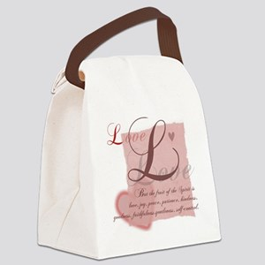 FruitLove Canvas Lunch Bag