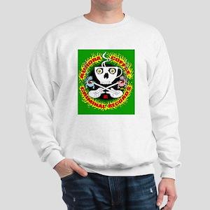 Aurora Criminal-green shirt copy Sweatshirt