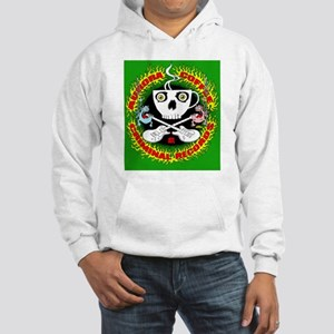 Aurora Criminal-green shirt copy Hooded Sweatshirt