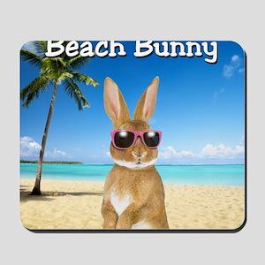 cp_Beach_Bunny01 Mousepad