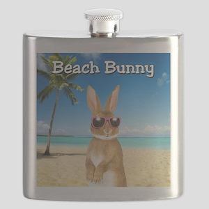 cp_Beach_Bunny01 Flask