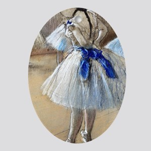 441 Degas2 Oval Ornament