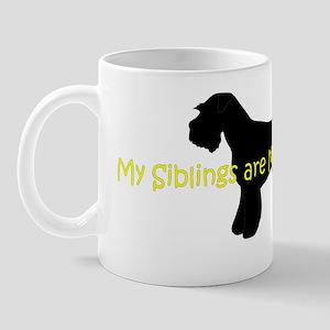 NE Siblings Mug