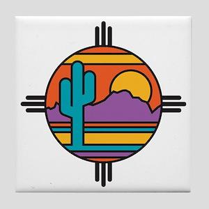 Desert Tile Coaster