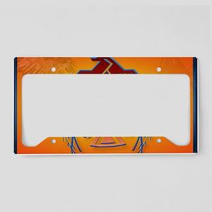 Big Thunderbird-Yardsign License Plate Holder