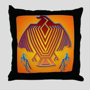460_ipad_caseBig Thunderbird Throw Pillow