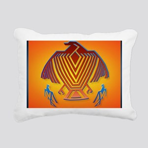 Big Thunderbird_mpad Rectangular Canvas Pillow