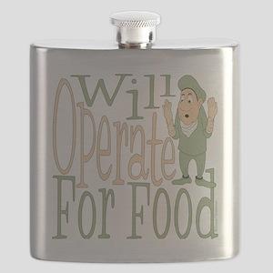 Will Operate dark Flask