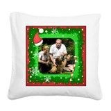 Christmas Square Canvas Pillows