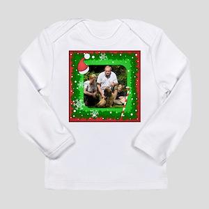 Personalizable Christmas Photo Frame Long Sleeve I